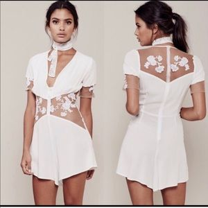 Forlove and lemons rare romper
